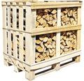 GOLDEN FLAME Ovengedroogd open haardhout, elzenhout gestapeld ca 1 M³
