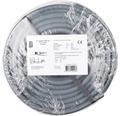 Grondkabel YMVK-as DCA 2x2,5 mm² grijs 50 m