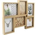 Collagelijst hout 52x40,4 cm