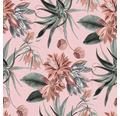 SUPERFRESCO EASY Vliesbehang 114165 Flowers roze
