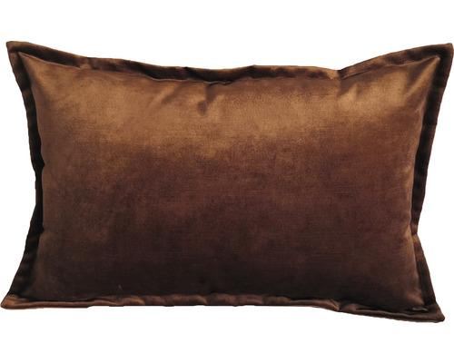 SOLEVITO Kussen Soft cognac 40x60 cm