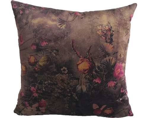 SOLEVITO Kussen Flower 45x45 cm