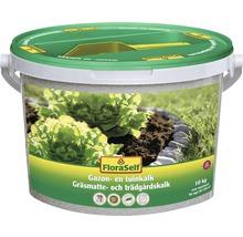 FLORASELF® Gazon & tuin kalk 10 kg
