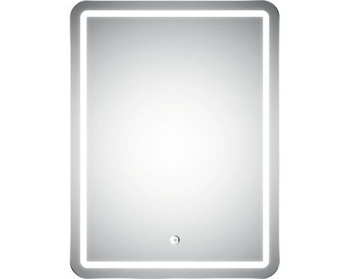 Led Lichtspiegel Silver Cultura 60x80 Cm Kopen Bij Hornbach