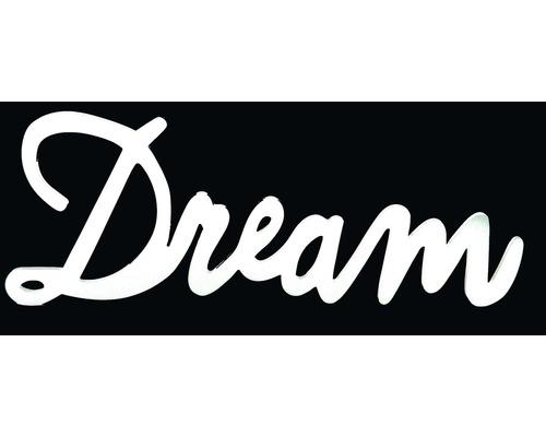 Wanddecoratie Tekst Dream Wit 76x29 Cm Kopen Bij Hornbach