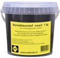 SAKRETE Mortel kleurstof zwart 1 kg