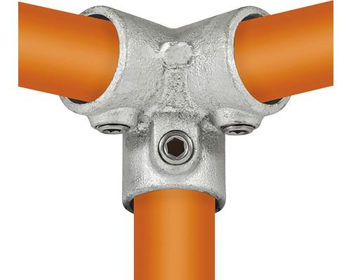 Hoekkoppeling steigerbuis Ø 33 mm