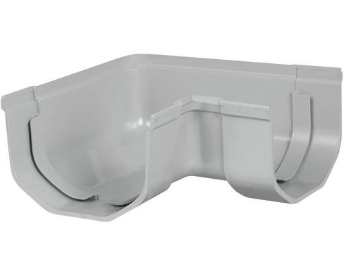 MARTENS Minigoot 65 mm hoekstuk grijs