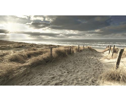 Schilderij Canvas Beach Walk 180x100 Cm Kopen Bij Hornbach
