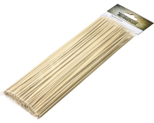 TENNEKER® Sateprikkers bamboe 100 stuks 30 cm