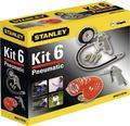 STANLEY Compressor DN200/8/6 (incl. 6-delige accessoireset)