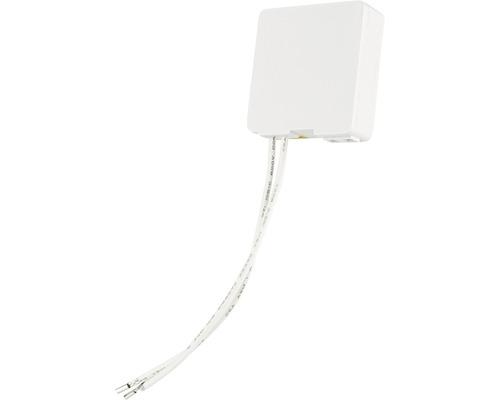 KLIKAANKLIKUIT® Mini inbouw dimmer AWMD-250 wit, max. 250 Watt